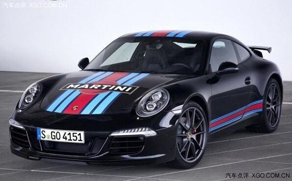 """保时捷推""""Martini""""版911 成都车展首发"""