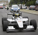首届电动F1将开赛 北汽提供电动工作车