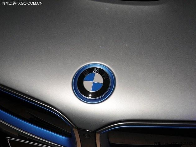 动力跑车 全新宝马i8实拍图片