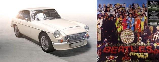 以经典名义诠释新潮 静态体验上汽MG GT