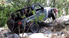 Jeep牧马人海外试驾