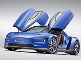 大众发布XL Sport 发动机源自摩托车