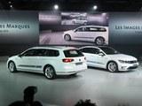 2014巴黎车展 大众帕萨特GTE首次亮相