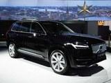2014巴黎车展 沃尔沃全新一代XC90亮相