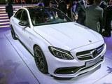 2014巴黎车展 奔驰全新C63 AMG正式亮相
