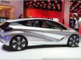 2014巴黎车展 雷诺Eolab概念车正式亮相