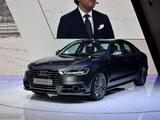 2014巴黎车展 奥迪新款A6车型正式发布