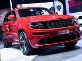 2014巴黎车展 Jeep大切诺基 SRT特别版