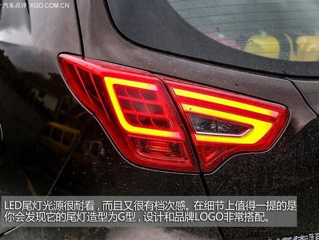 试驾广汽传祺GS5速博版