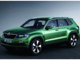 斯柯达将推7座中大型SUV 或20万内起售