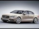 沃尔沃S90轿车明年上市 锁定奥迪A6L