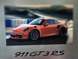 保时捷新911 GT3 RS疑似官图 500匹马力