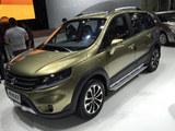 2014广州车展 2015款景逸X5售7.99万起