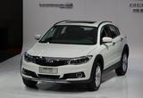 2014广州车展 观致3都市SUV首发亮相