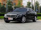 奔驰S 400 L四驱版上市 售133.8万元