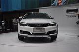 2014广州车展 125张高清图看观致3 SUV