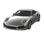 2016款保时捷911 Turbo 功率约600马力