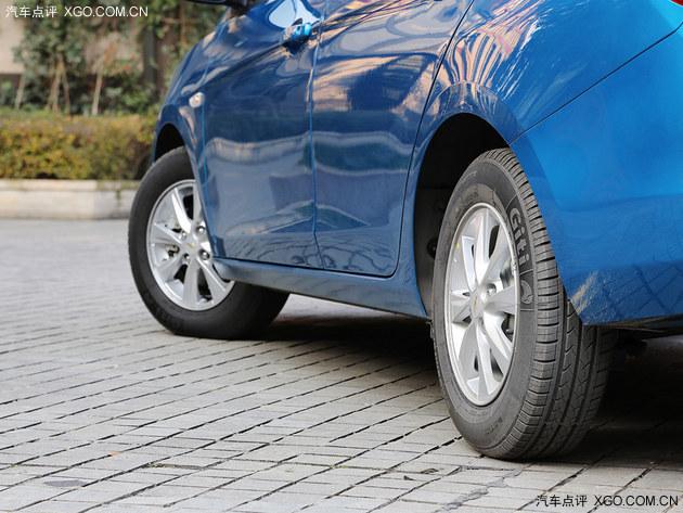 入门家轿新标杆 试上海通用雪佛兰赛欧3高清图片