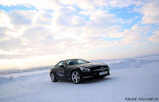 不一樣的冬至 2014奔馳冰雪試駕體驗