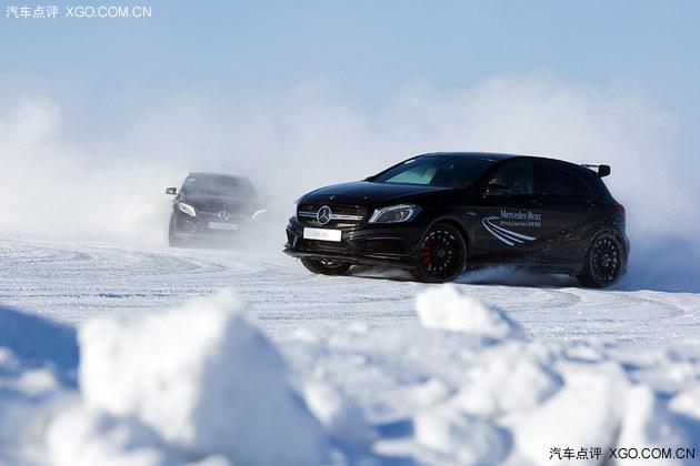 不一样的冬至 2014奔驰冰雪试驾体验