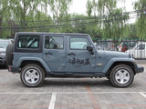 2015款Jeep牧马人上市 新增一款选装包