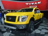 2015北美车展 日产新一代Titan皮卡亮相