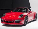 911 Targa 4 GTS首发