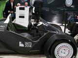 全球首款3D打印汽车亮相