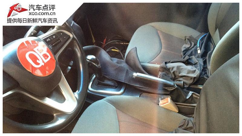 雪佛兰赛欧3自动挡谍照 有望于年内上市高清图片