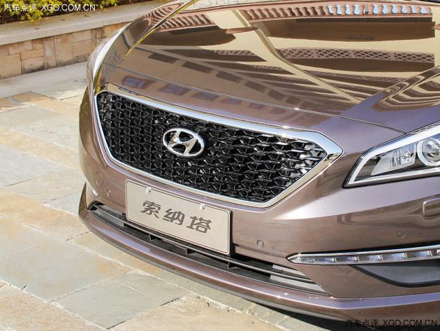 韩系新标杆 试驾北京现代第九代索纳塔