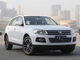 众泰T600 2.0T新车型上市 售10.68万起