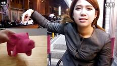 台湾美女怒骂男友砸钱改装机车