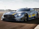 奔驰AMG GT3赛车官图