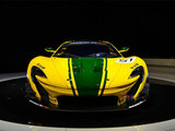日内瓦迈凯伦P1 GTR实拍