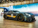 奔驰AMG GT3赛车发布