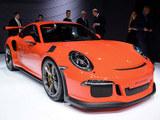 保时捷911 GT3 RS发布