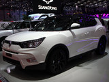 双龙Tivoli小型SUV首发