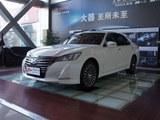 推荐2.5L时尚版 全新丰田皇冠购买指南