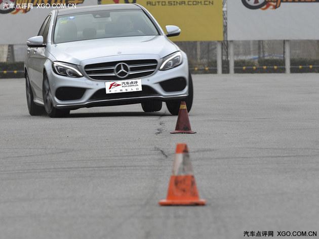 C260L/ATS-L/Q50L对比试驾 性能测试篇