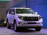 国产普拉多2.7L车型下线 3月30日上市