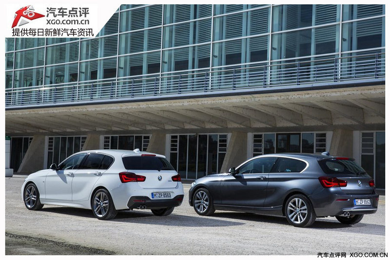 新款宝马1系118i车型相比老款116i车型增加储物套件、运动型真皮方