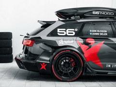 神车之极致 Jon Olsson的奥迪RS6 DTM
