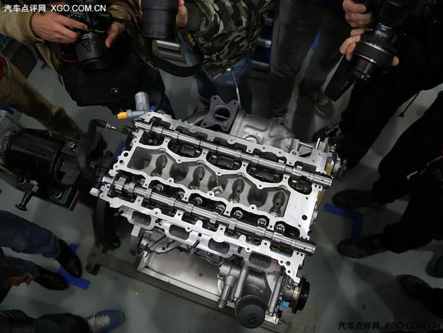6速双离合变速箱的拆解过程