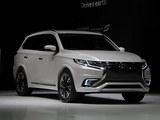 三菱两款SUV概念车发布