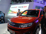 2015上海车展 奇瑞瑞虎5 1.5T正式上市
