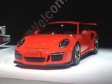 保时捷911 GT3 RS亮相