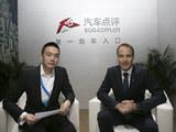 2015上海车展 专访腾势销售副总裁孔健