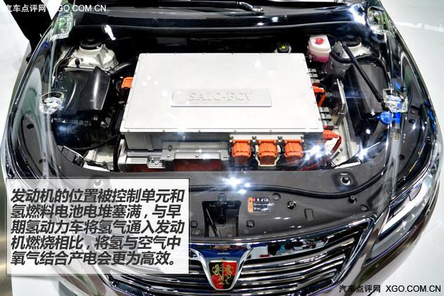 氢动力与自动驾驶 评上汽集团前沿技术