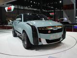2015上海车展 观致2 SUV概念车高清图解