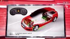 上海车展领略未来的科技